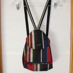 Kate Spade Colorblock Backpack Purse
